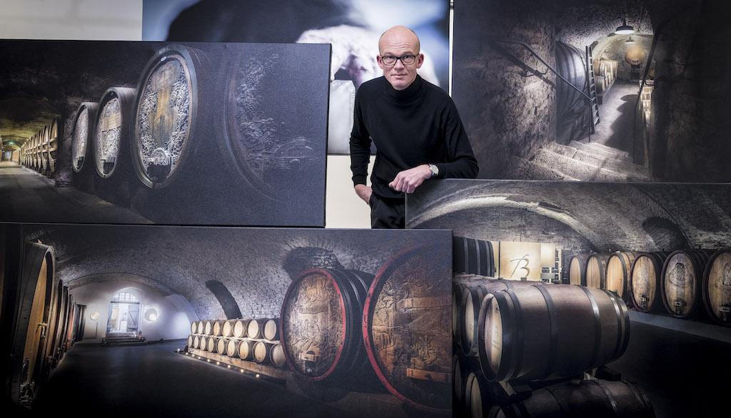 Kunst trifft Steuer XXIII - Rolf Nachbar - Fränkische Unterwelten - auf den Spuren des Silvaners: Ausstellung und Kalenderpräsentation - Matinee 10.12. - 11h - Ausstellung noch bis 2018