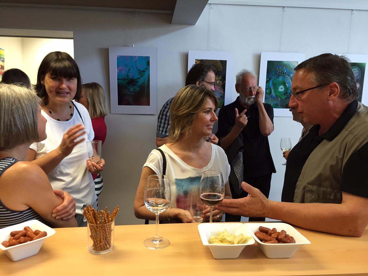 Auch Fotograf Ralf Kuhn war wieder unter den Gästen