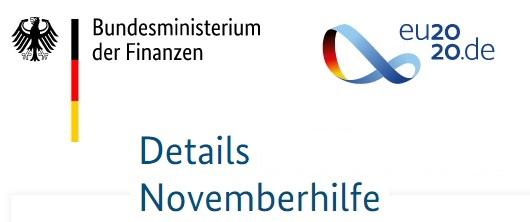 Die Eckdaten zur Novemberhilfe - Stand 06.11.2020