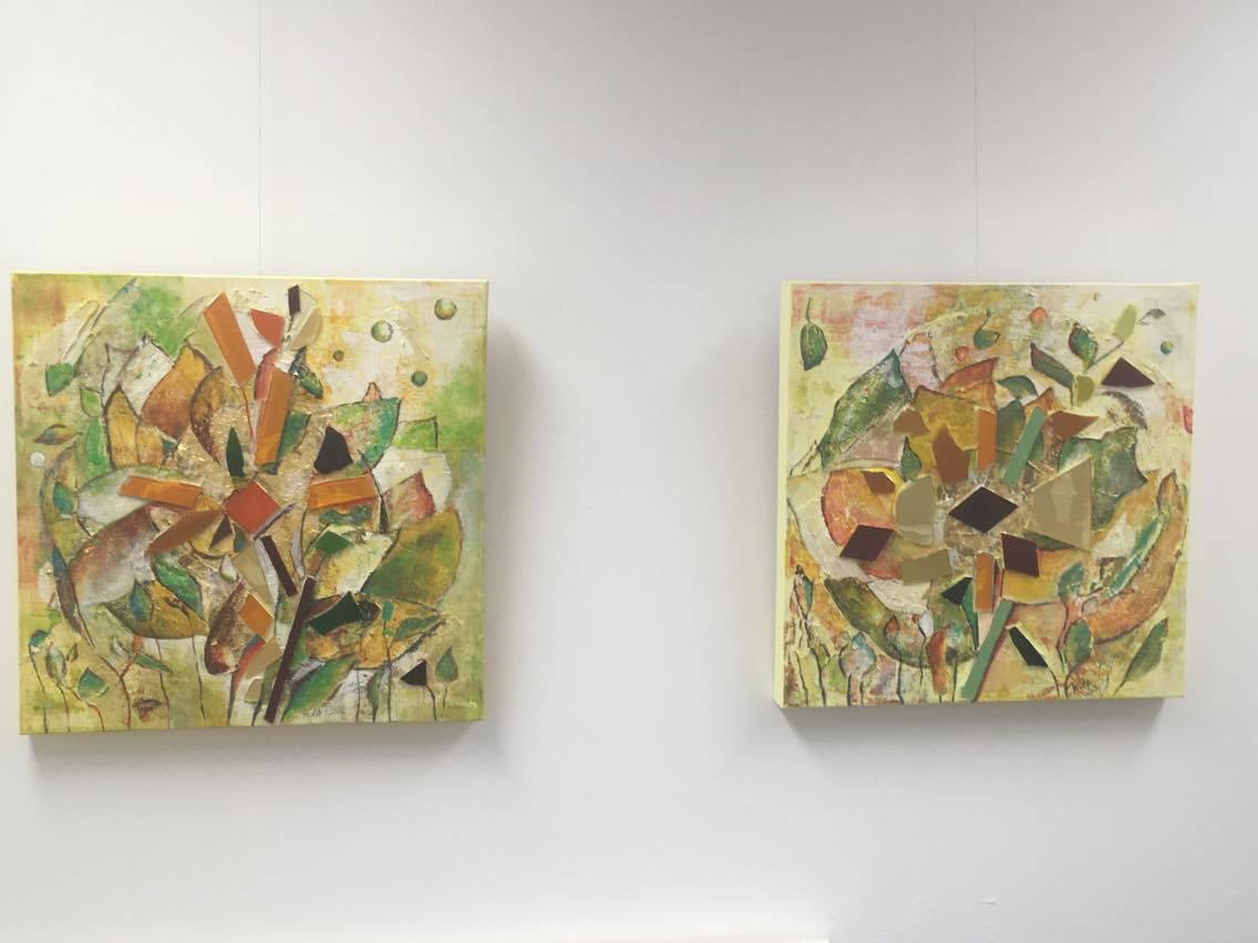 Kunst trifft Steuer XXII - Facettenreich mit Rita Katharina Kolb