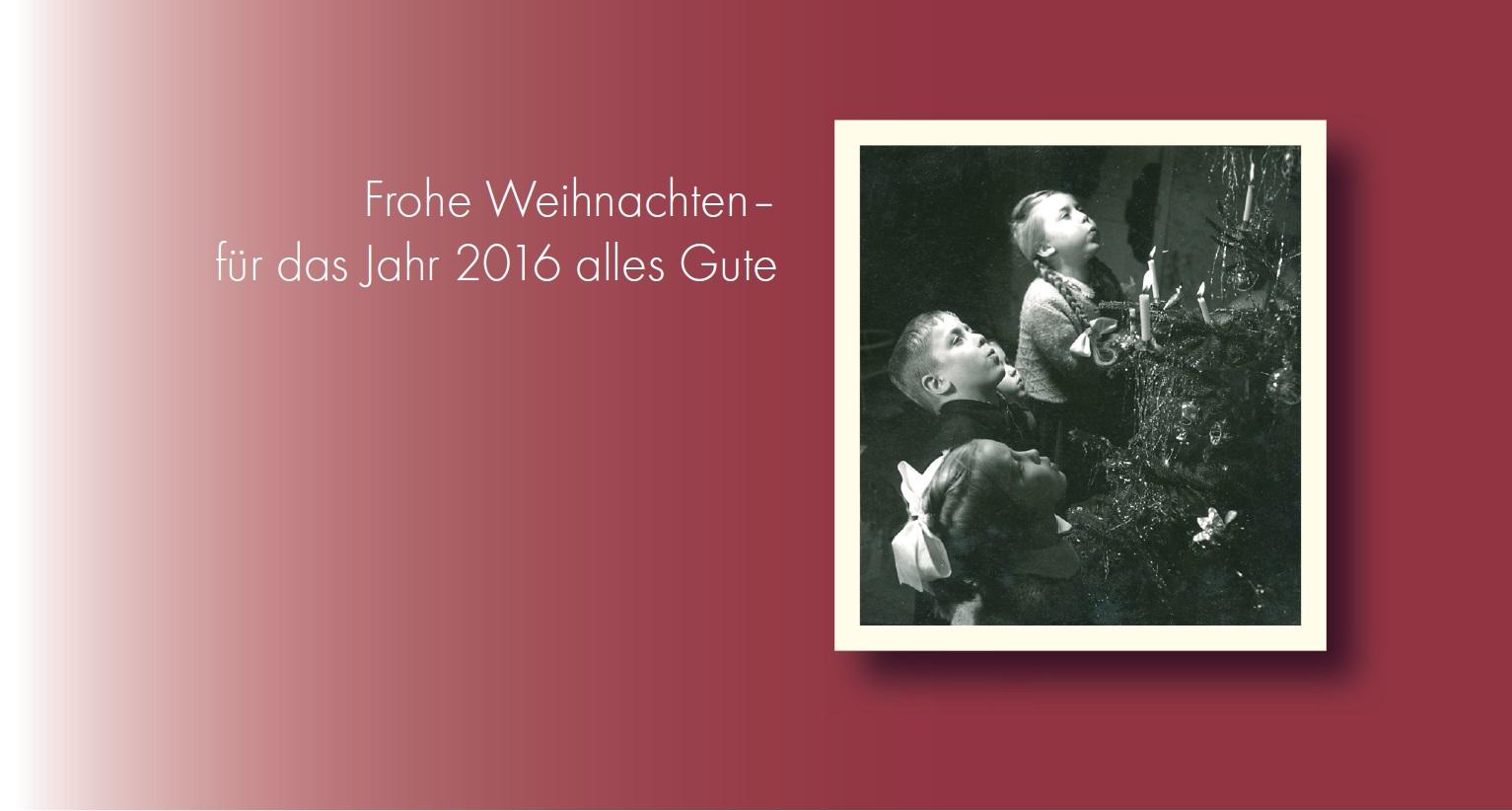 Erika Groth-Schmachtenberger - Weihnachten
