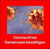 Corona-Krise - Gemeinsam bewältigen.